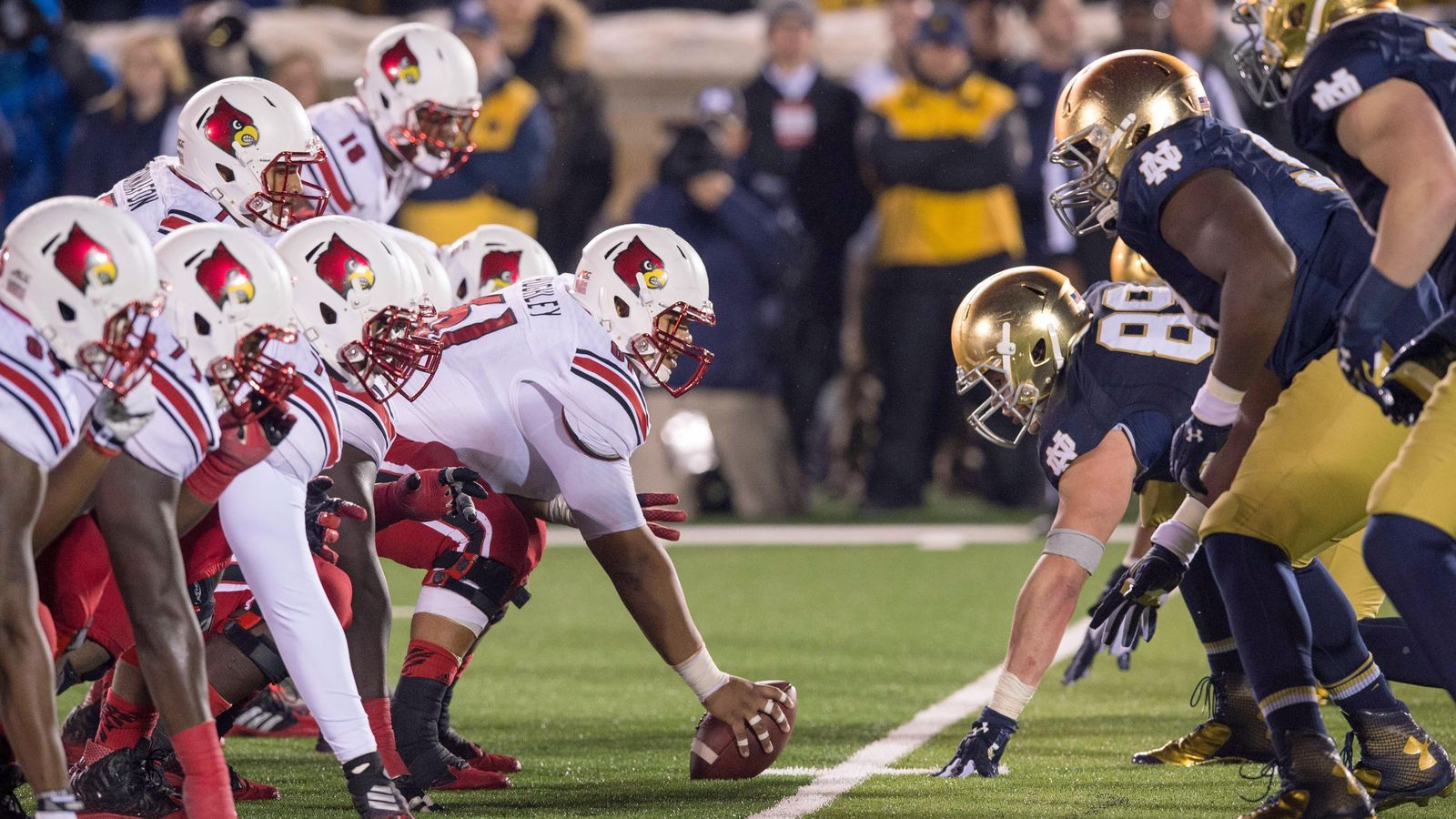 Louisville adds offensive lineman to 2015 class Football