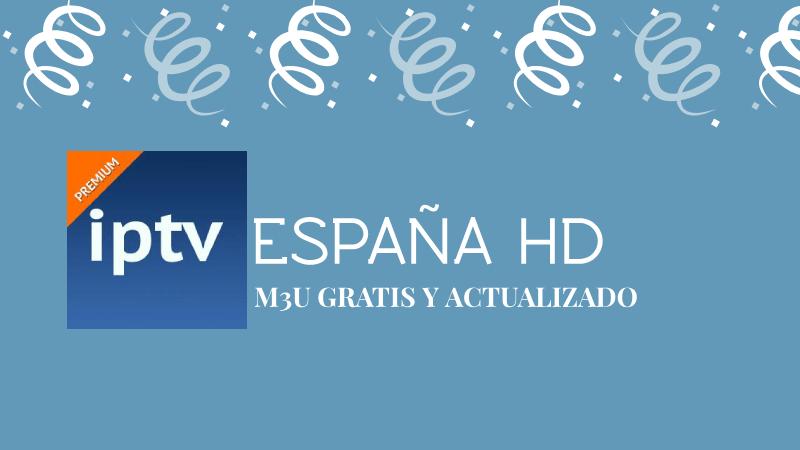 Lista Iptv España Actualizada Gratis M3u Spain Smart Tv Programas De Televisión España