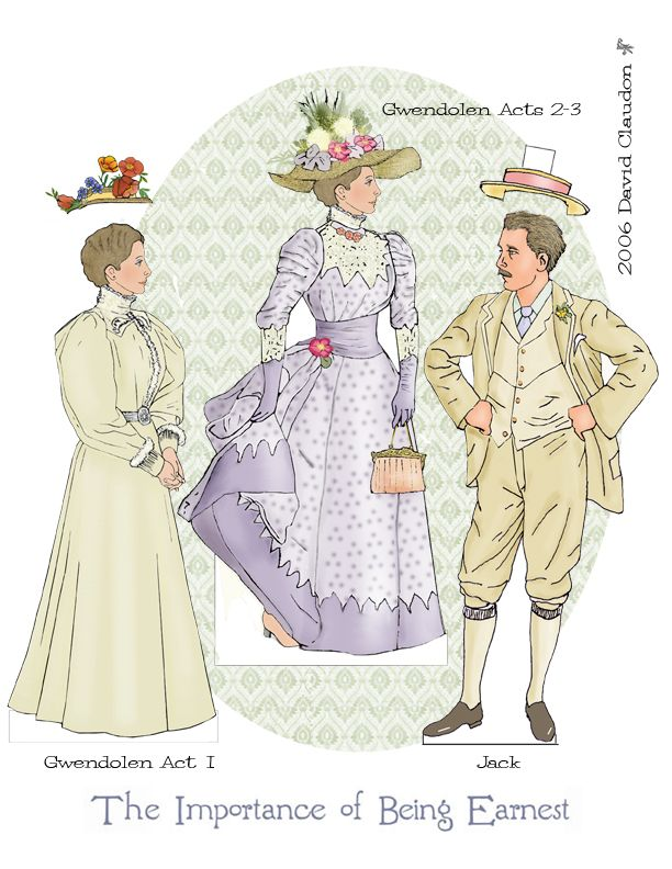 thesis for importance of being earnest Any use made of information contained in this thesis/dissertation must be in   importance of being earnest, also his subtlest treatment of plot and character.