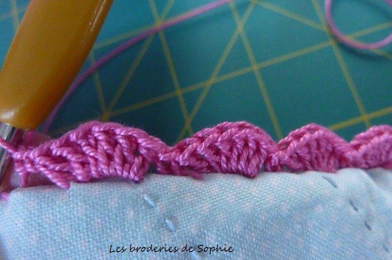 Tuto bordure en crochet (4)