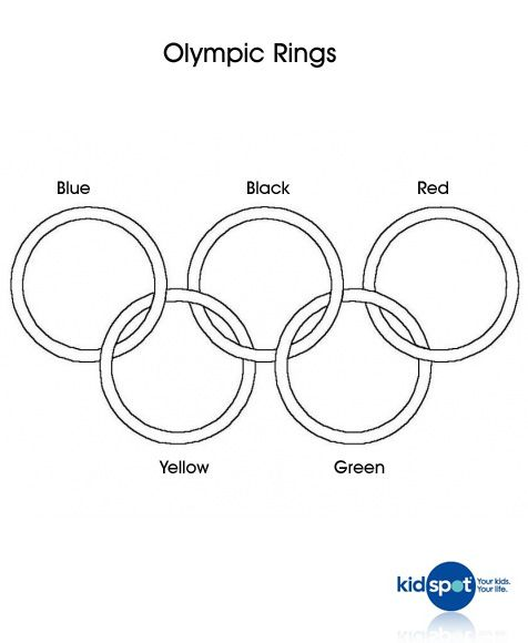 color picture of olympic rings olympic rings colouring page olympics colouring pages colouring