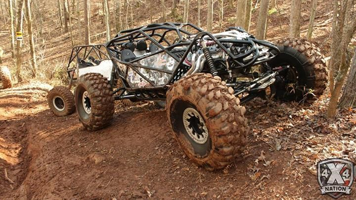 Rock Bouncer Rock Crawlers Diesels Off Roading