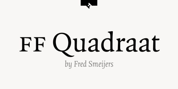 Free quadraat sans regular font download.