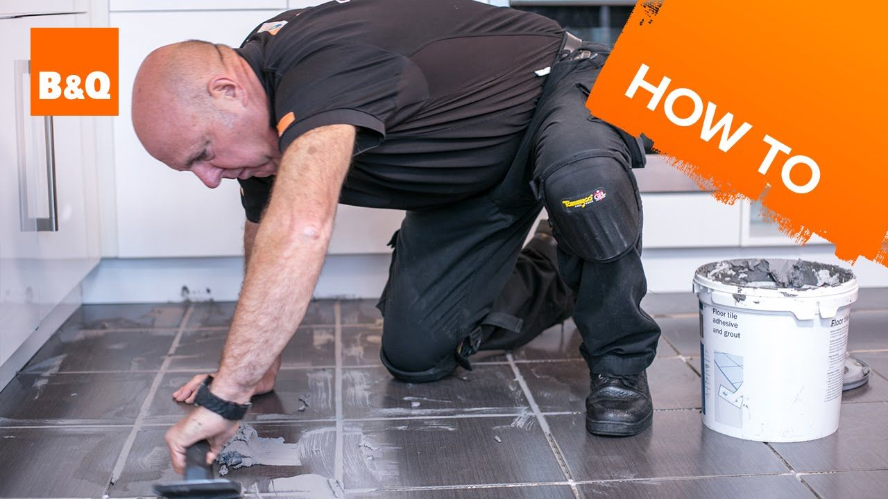 How to tile a floor part 3 grouting videos pinterest how to tile a floor part grouting dailygadgetfo Gallery