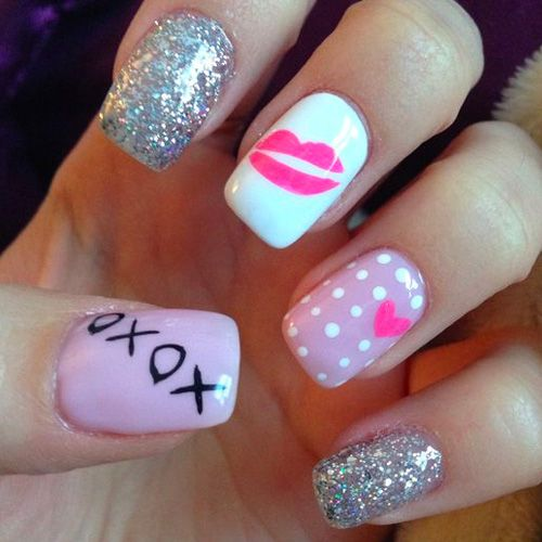 15 Nail Designs That Make Valentineu0027s Day Worth It