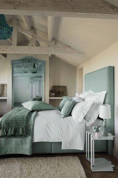 chambre bleue CHAMBRE A COUCHER Pinterest Chambre bleue