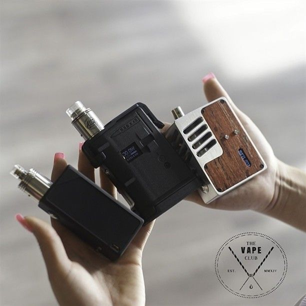 Whichecigarette It U0026 39 S A Box Mod Kind Of Day Photo By  Thevapeclub  Vape