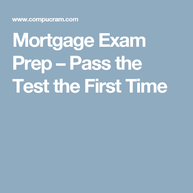 Pin On Nmls Exam Prep