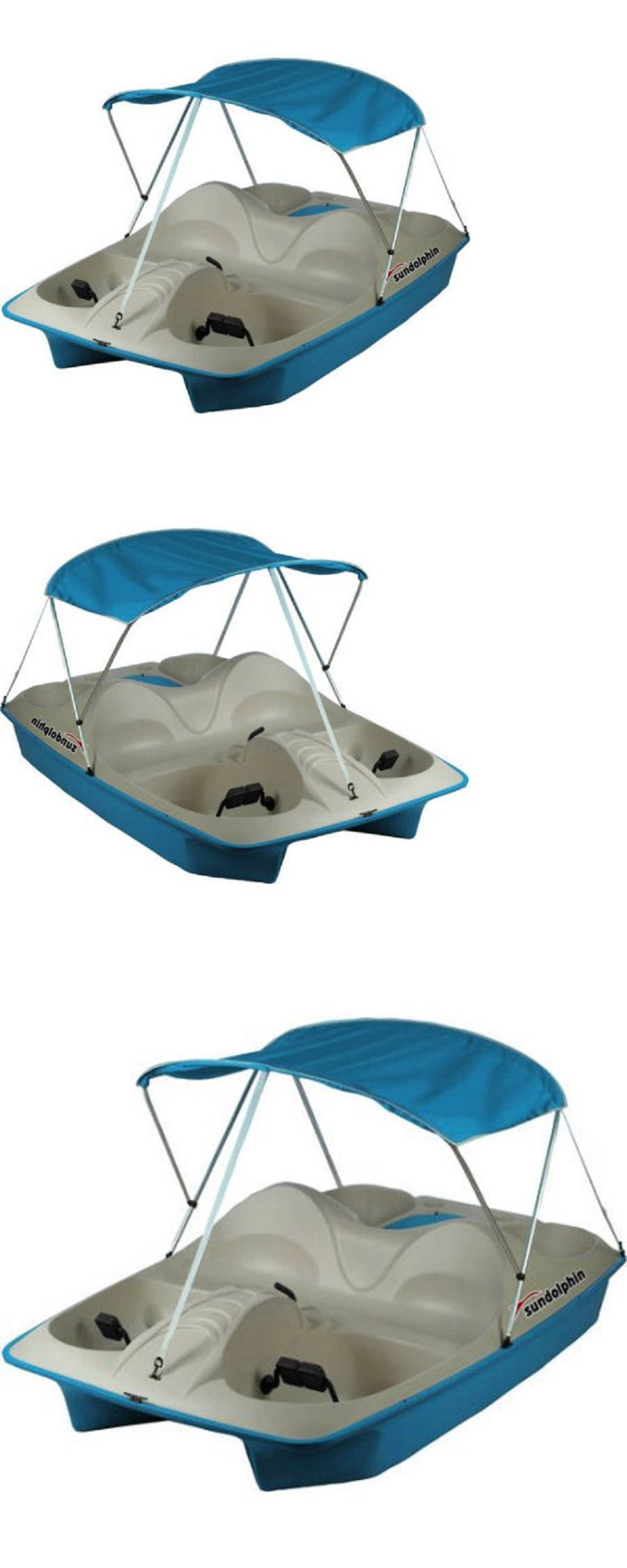 Other Kayak Canoe and Rafting 36123 Pedal Boats Canopy Paddle Adjustable Comfort Seats For Lake  sc 1 st  Pinterest & Other Kayak Canoe and Rafting 36123: Pedal Boats Canopy Paddle ...