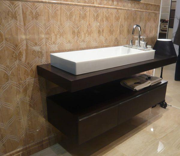 27 floating sink cabinets and bathroom vanity ideas - Bathroom Cabinets Sink