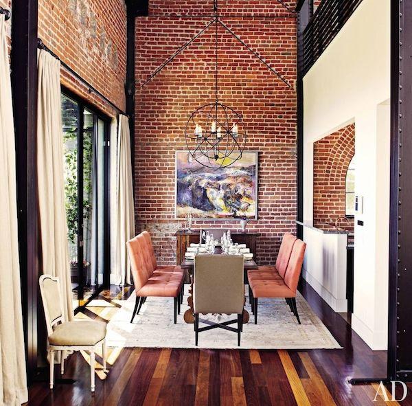 Interior Exposed Brick Bricks And Walls. New Orleans ...