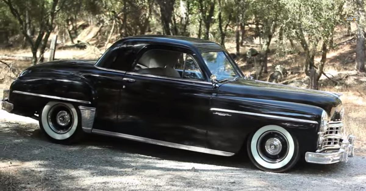 1949 DODGE WAYFARER - GANGSTA STYLE MOPAR CAR | Mopar, Muscles and Cars