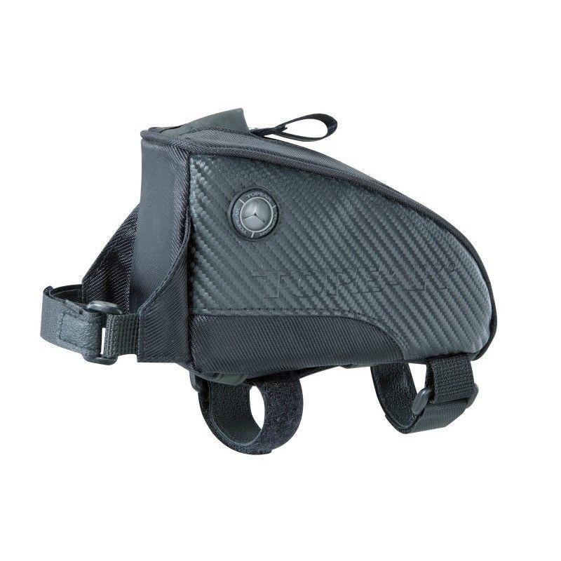 Topeak TC2296B Fuel Tank Medium w// Cable Port Top Tube Bike Frame Tri Bag Pack