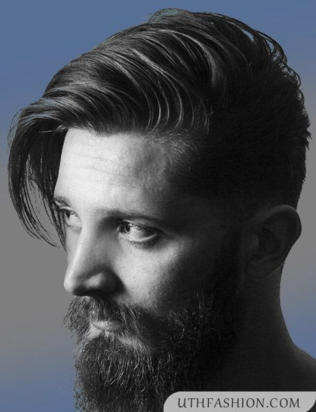 Layered Undercut Hairstyle Men