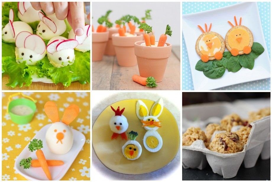 Holidays Healthy Snack Ideas For Easter