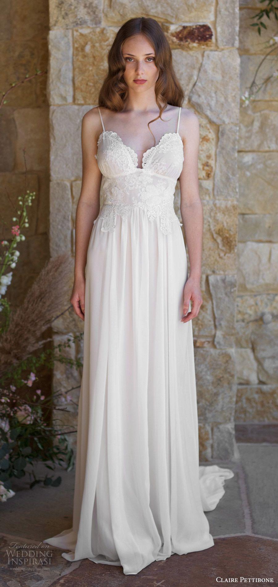 Claire pettibone romantique spring wedding dresses u the