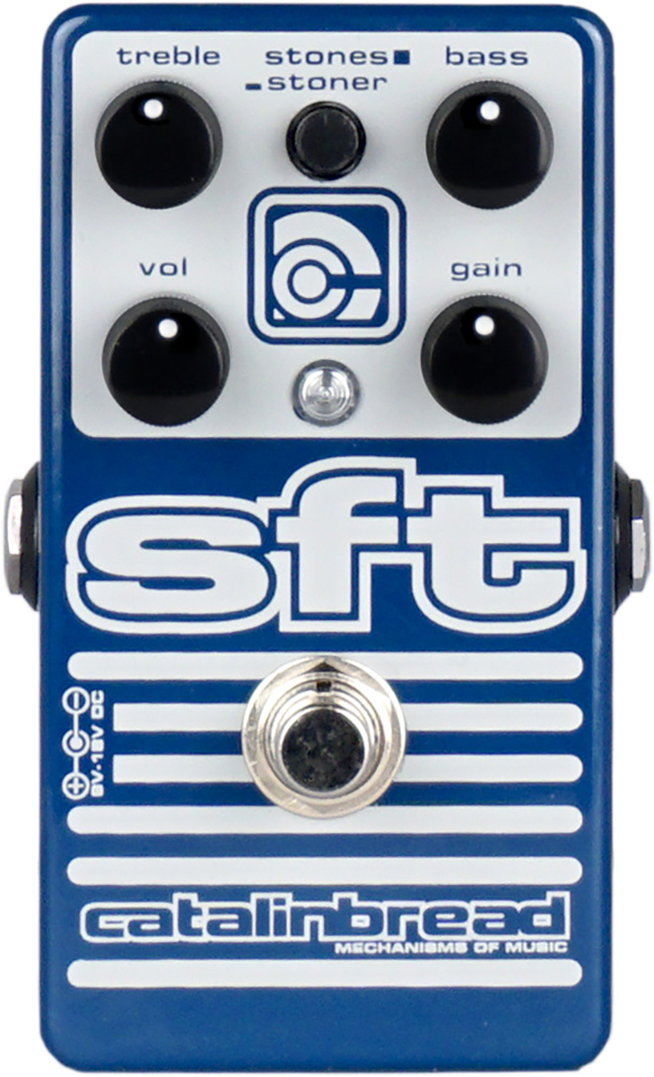 the catalinbread sft is an ampeg voiced foundation overdrive that bridges the get yer ya ya 39 s. Black Bedroom Furniture Sets. Home Design Ideas