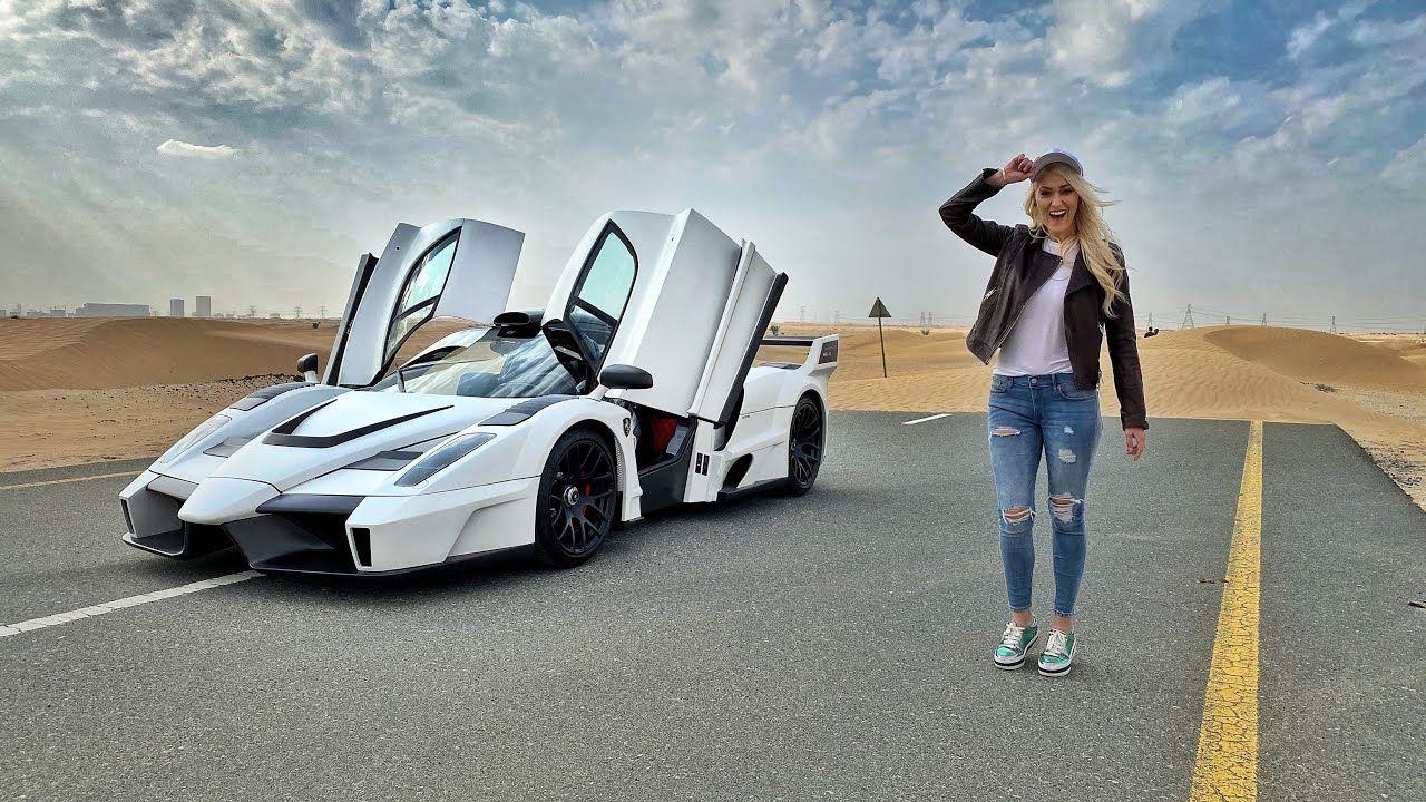World S Only Ferrari Mig U1 Youtube In 2020 Ferrari Super Cars Most Popular Cars