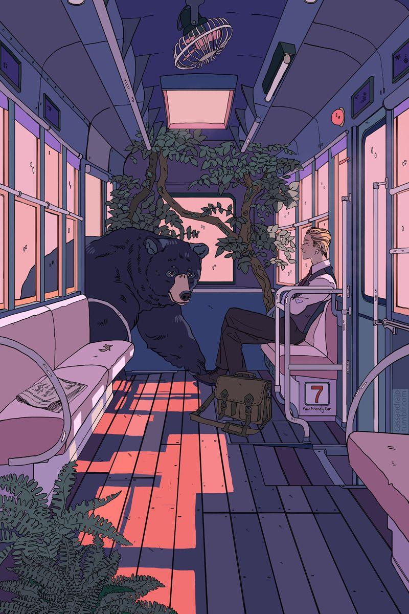 Best Silent Drawings Illustration Art Aesthetic Art 400 x 300