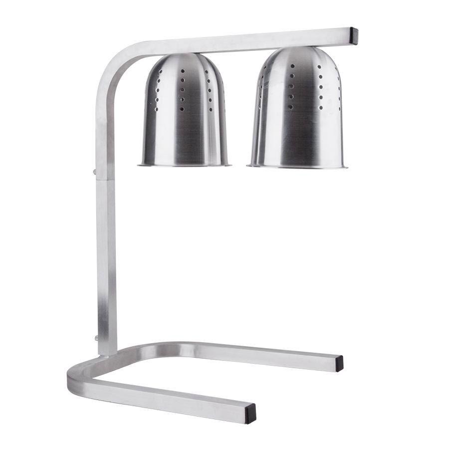 Avantco W62 Heat Lamp / Food Warmer 2 Bulb Free Standing | Food ...