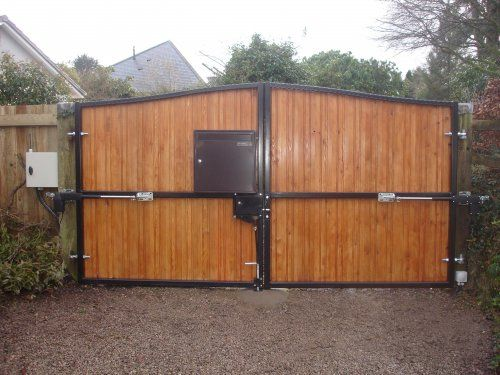 Found on Bing from www solar4security co uk   Gate in 2019