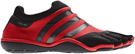 adidas adipure trainer a piedi nudi stile scarpa da corsa, ancora un altro