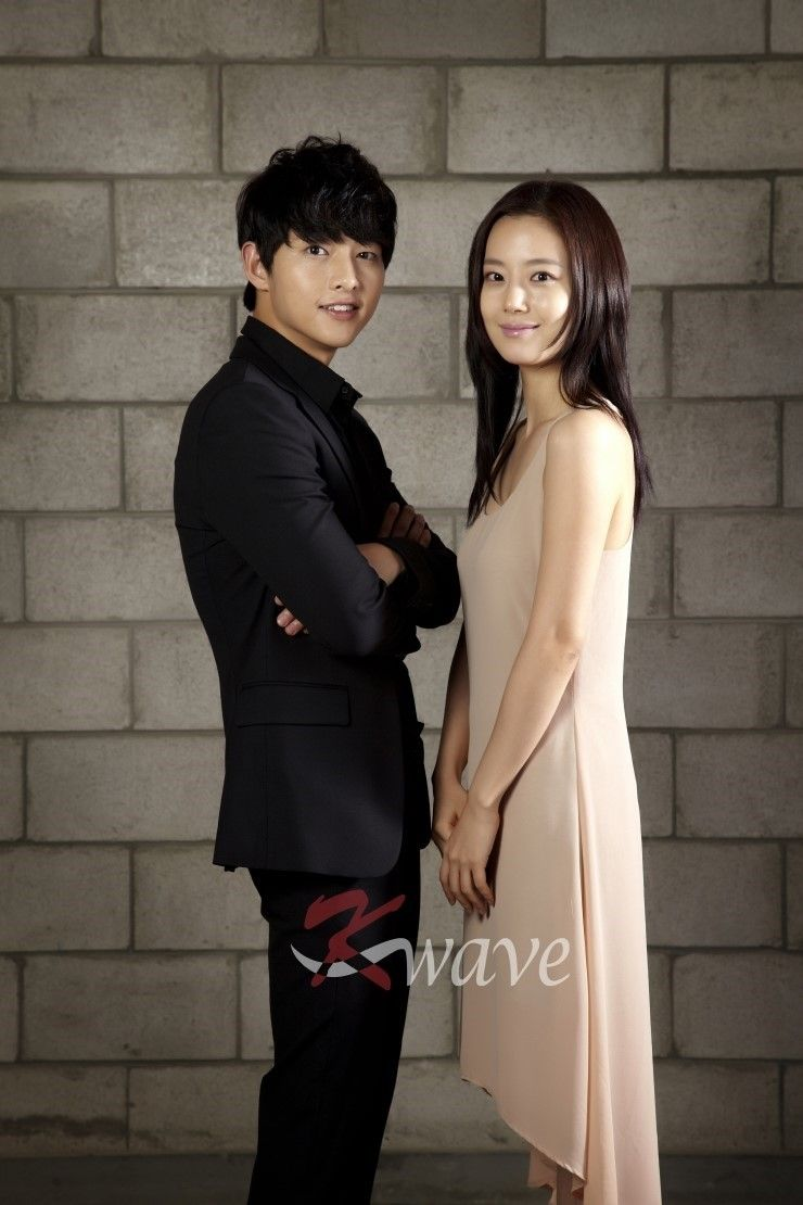with Moon Geun Young