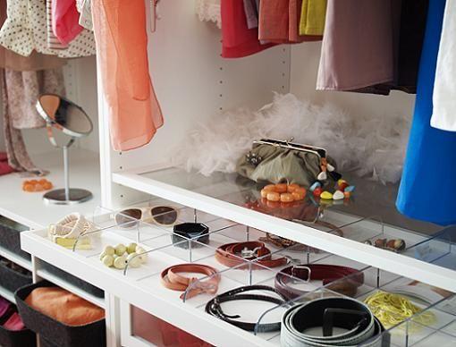 Lo mejor en armarios a medida de Ikea para tu ropa, zapatos