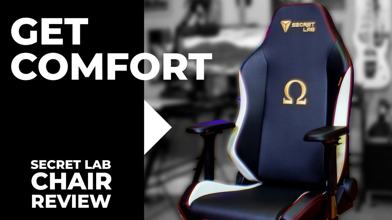 Secret Lab Omega 2020 The Perfect Chair For Video Creators Finally Got Rid Of My Stupid A Chair Here S A Short Review O Video Editing Secret Filmmaking