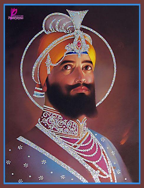 Bildergebnis für Guru Gobind Singh