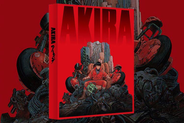 Akira 4k remastered ultra hd bluray in 2020 anime art