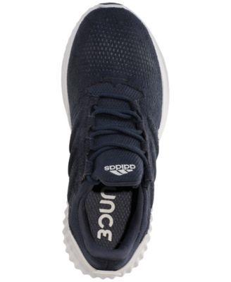 3fa247767f624 adidas Big Boys  AlphaBounce Cr Running Sneakers from Finish Line - Blue 6.5