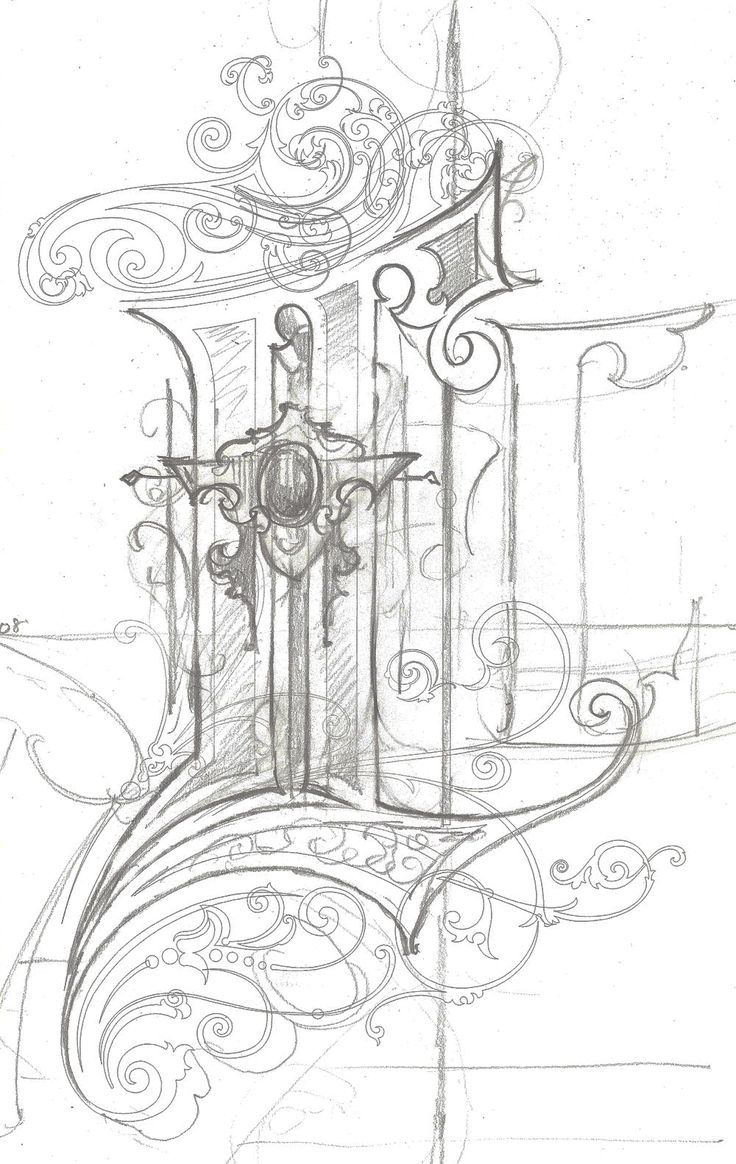 Image Result For Illuminated Letter Design