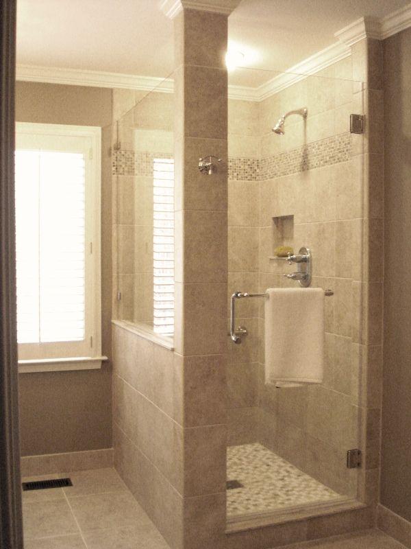 Custom Showers for Master Bathrooms   Complete Master Bath ...