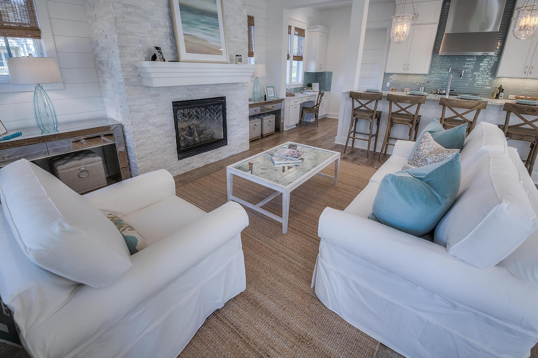 Florida Cottage Estilo Costero Dise O Exterior Y Decoracion Salones # Muebles Laura Elda