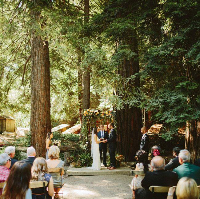 Gorgeous Nature Inspired Big Sur Wedding Robin Shah Big Sur Wedding Big Sur Wedding Venues Rustic Outdoor Wedding