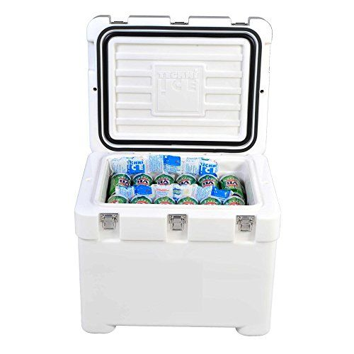 Techniice Signature Series Ice Chest, 37 Quarts >>> You can find out more details at the link of the image.