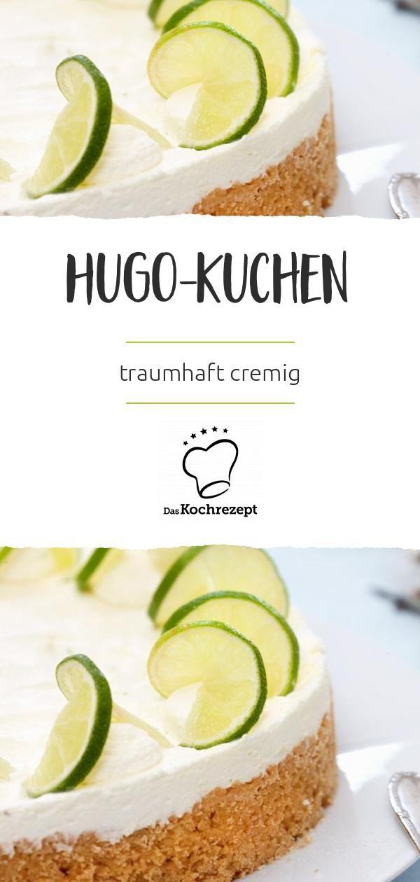 Photo of Hugo cake