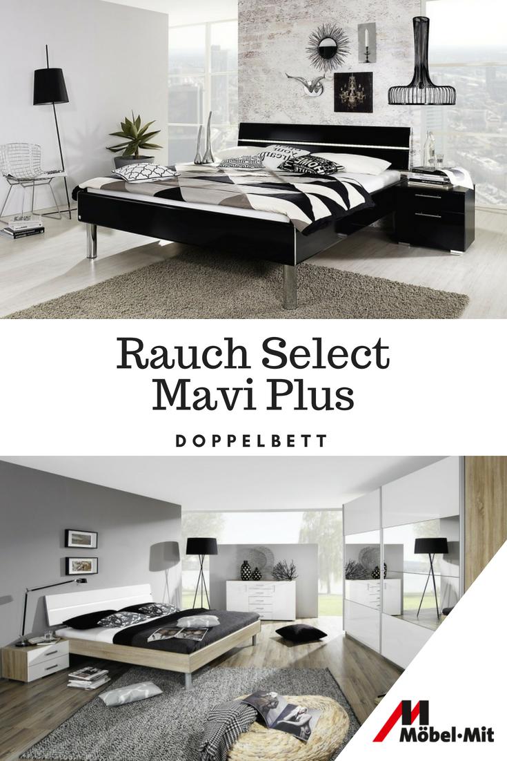 Rauch Select Mavi Plus Doppelbett Schlafen Schlafzimmer