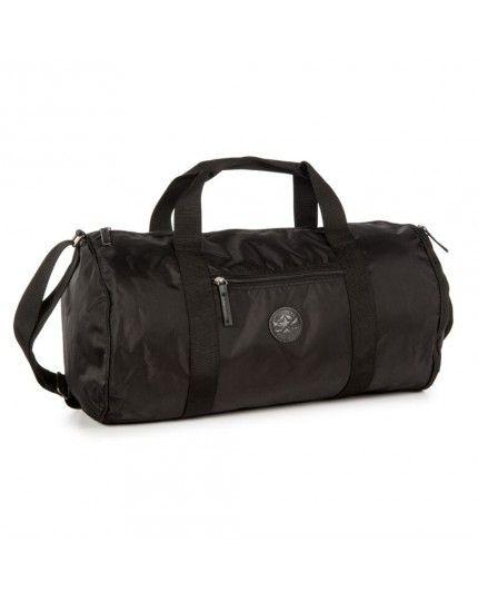aab6e3e567 Converse Barrel Duffel Bag - Black