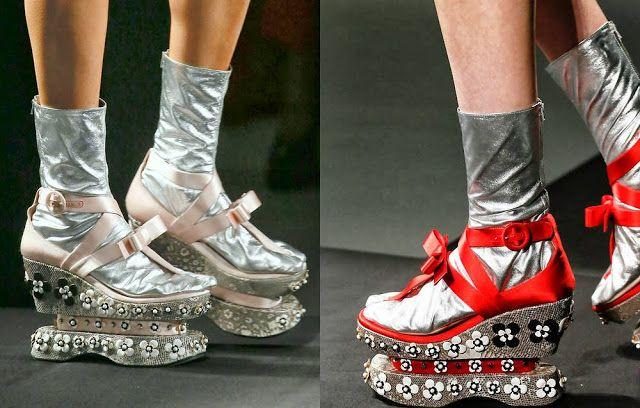 Caroline de Mônaco - O sapato da princesa