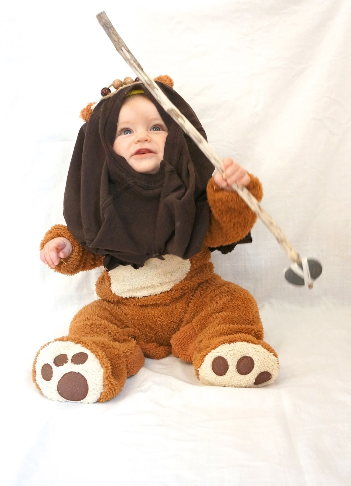 DIY Ewok Costume  sc 1 st  Pinterest & DIY Ewok Costume   Kids   Pinterest   Ewok costume Semi homemade ...