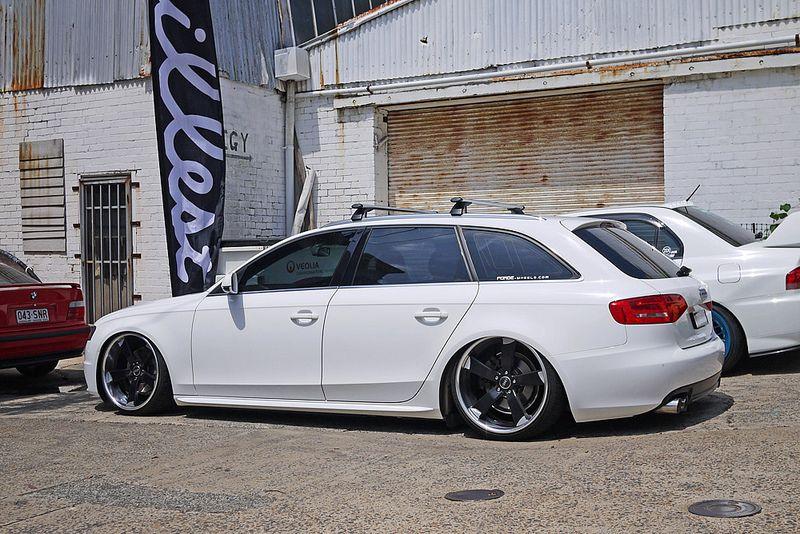 Audi A4 B8 Avant On S Line Wheels Low Audi Audi Audi Cars