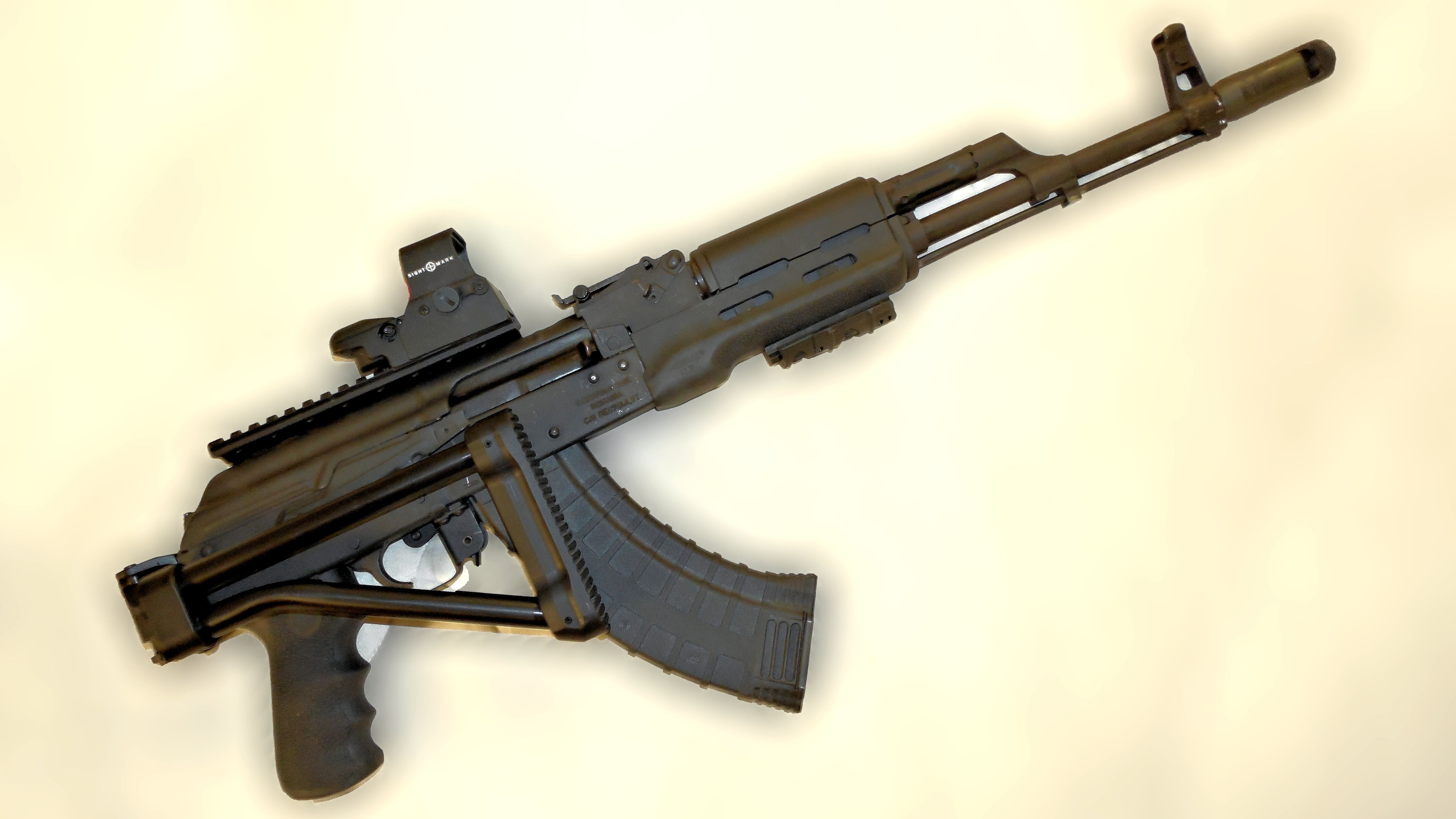 WASR-10, Romanian variant of the