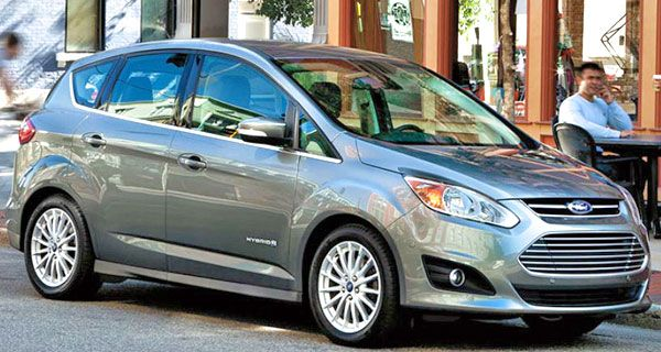 2015 Ford C Max Hybrid Most Economical Efficient New Cars In