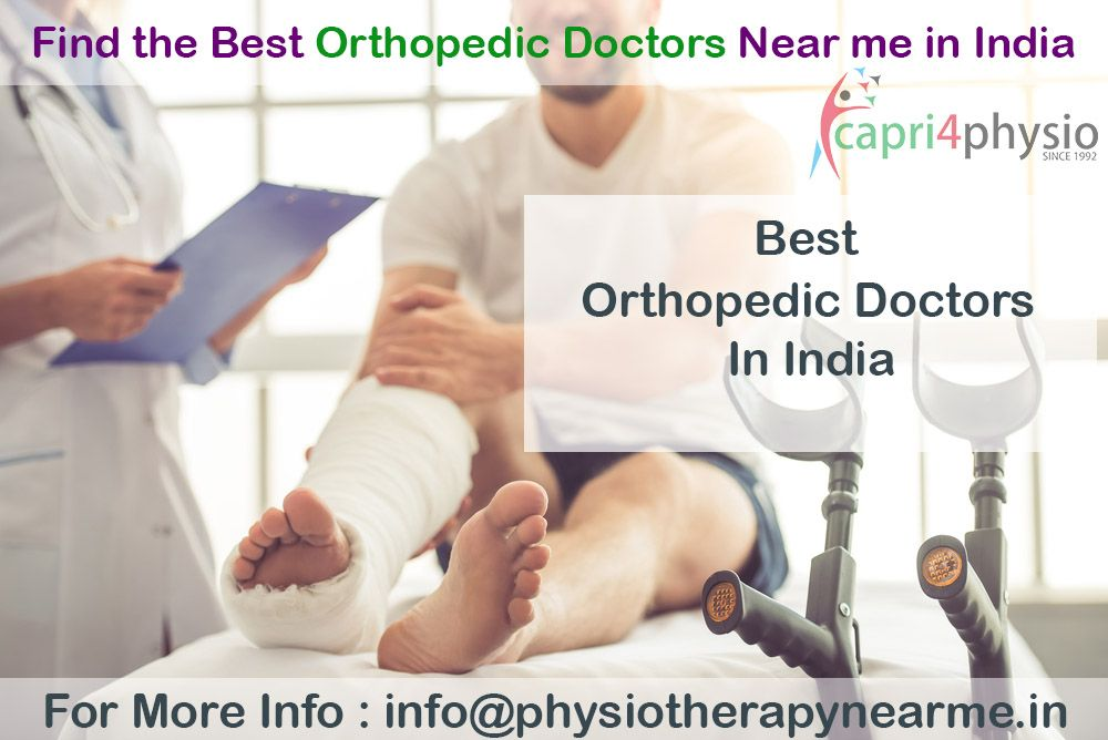 find the best Orthopedic Doctors In all over India | orthopaedic doctor  near me in 2020 | Orthopedics, Physiotherapy clinic, Clinic