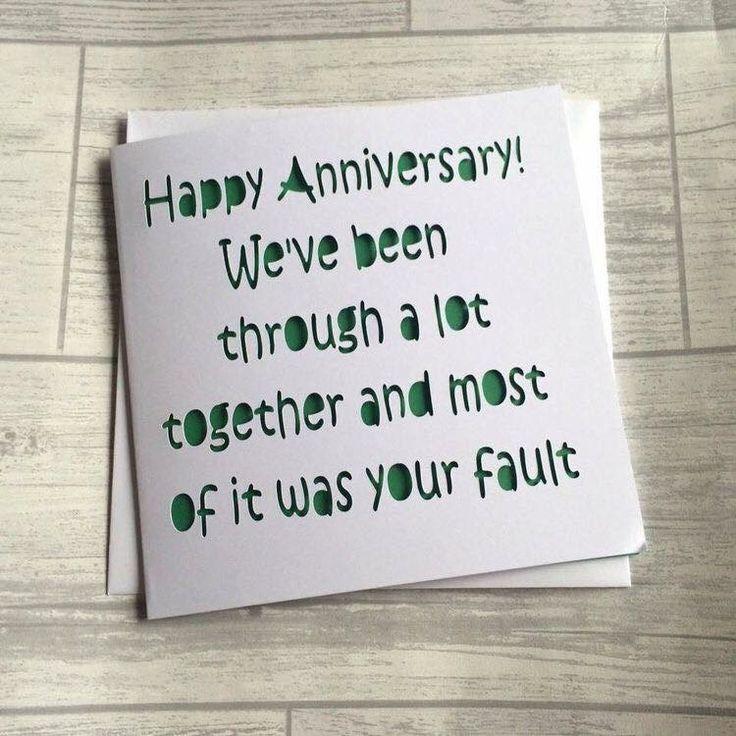 Happy Anniversary—From Passive Aggressive in 2020 Funny