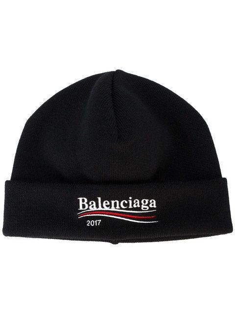 1dad8c90caa BALENCIAGA 2017 beanie hat.  balenciaga