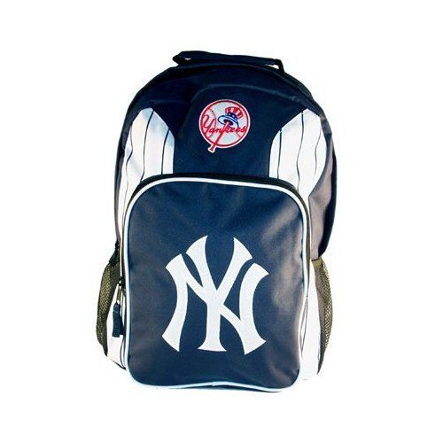 New York Yankees Mlb Baseball Backpack Back Pack Cheapest price is  21.99  from Amazon! New 8a5c15588e05