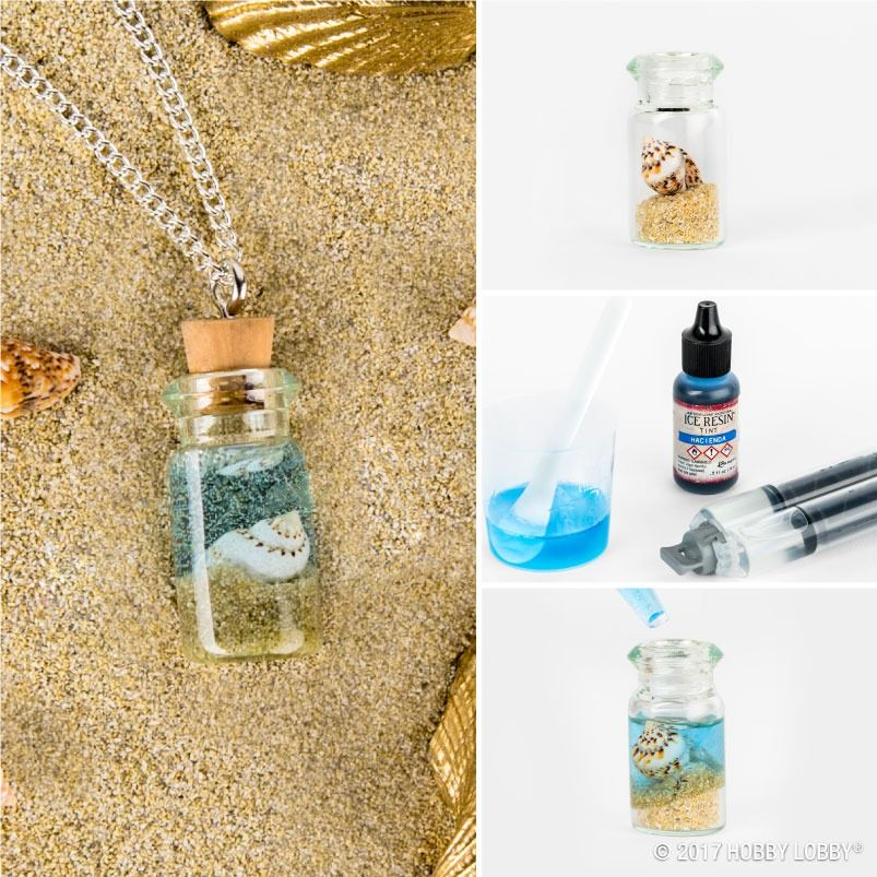 Keep the ocean close to your heart with this sea themed for Jewelry soldering kit hobby lobby